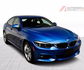 2019 BMW 4 SERIES 430I GRAN COUPÉ XDRIVE M SPORT CUIR TOIT GPS   CARS & TRUCKS   CITY OF M