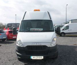 IVECO DAILY 2014 LWB FOR SALE IN LONGFORD FOR €8,000 ON DONEDEAL