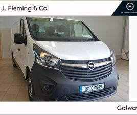 OPEL VIVARO 1.6 CDTI (88KW) 5DR FOR SALE IN GALWAY FOR €UNDEFINED ON DONEDEAL