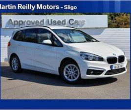 BMW 2 SERIES GRAN TOURER 216D SE FOR SALE IN SLIGO FOR €17945 ON DONEDEAL
