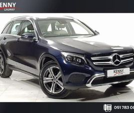 MERCEDES-BENZ GLC-CLASS 220 D 4MATIC 5DR AUTO FOR SALE IN GALWAY FOR €36,995 ON DONEDEAL