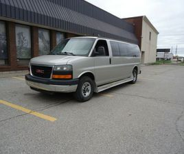 2007 GMC SAVANA 3500 !!!!! 12 PASSENGER !!!! EXTENDED !!!! MUST SEE SUPER CLEAN   CARS & T
