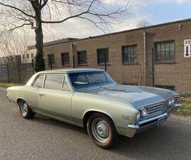 CHEVROLET CHEVELLE 1967 454CI