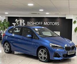 225XE M-SPORT PREMIUM PLUG IN HYBRID..PAN ROOF//LEATHER INTERIOR//ONLY 13,000 MILES//..FUL