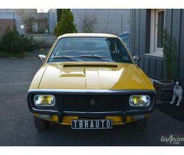 RENAULT 15 (R15) COUPÉ TS - 1973