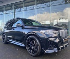 2020 BMW X7 XDRIVE30D M SPORT BLACK EDITION 7 SEAT FOR SALE IN LIMERICK FOR €129000 ON DON