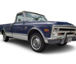 FOR SALE: 1968 CHEVROLET C10 IN LAKE HIAWATHA, NEW JERSEY