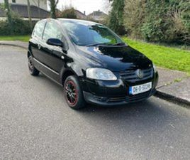 VW FOX 1.2I LOW MLS FOR SALE IN CORK FOR €1150 ON DONEDEAL
