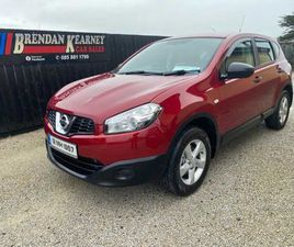 NISSAN QASHQAI, 2012 FOR SALE IN LOUTH FOR €5,990 ON DONEDEAL