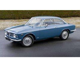 ALFA ROMEO GIULIA 1600 SPRINT GT