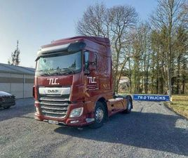 ② DAF XF 480 AS NEW/COMME NEUF 2018! INTARDER FRIGO AND GOOD T - CAMIONS