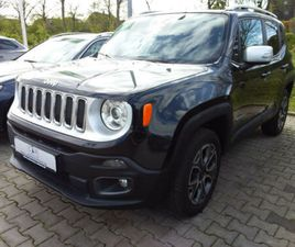JEEP RENEGADE 2.0 MULTIJET SINCE 1941 LIMITED 4X4 AT