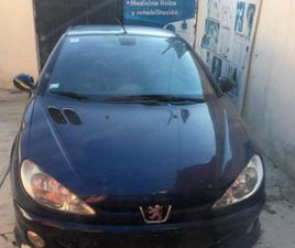 PEUGEOT 206 1.6 CC TIPTRONIC PIEL AT