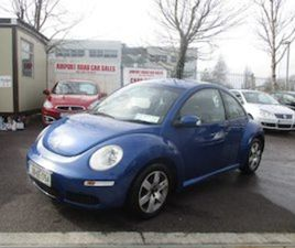 VOLKSWAGEN BEETLE, 2009 ONLY 152KLMS FOR SALE IN CORK FOR €3950 ON DONEDEAL