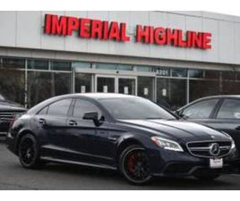 AMG CLS 63 S 4MATIC