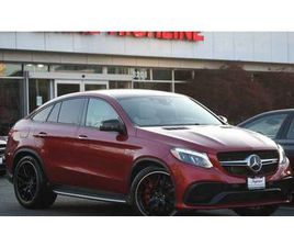 GLE 63 S AMG COUPE 4MATIC