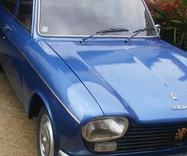 PEUGEOT 204 - 1966