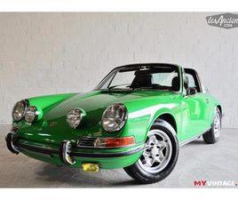 PORSCHE 911 2.2 TARGA - 1971