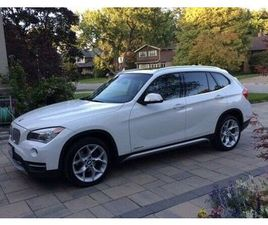 2013 BMW X1 AWD 4DR 28I /RECENTLY REDUCED/WITH WINTER TIRES/RIMS | CARS & TRUCKS | CITY OF