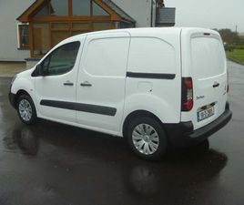 CITROEN BERLINGO, 2018 3 SEATS. FOR SALE IN CORK FOR €11,200 ON DONEDEAL