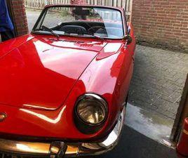 FIAT 850 SPIDER 850 SPORT