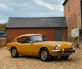 1971 TRIUMPH GT6 MK II STUNNING CAR NO EXPENSE SPARED. ONE OF THE BEST AVAILABLE