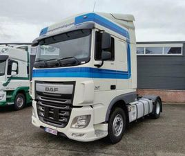 ② DAF FT XF460 4X2 SPACECAB EURO 6 - DUBBELTANKS - 04/2021 APK - CAMIONS