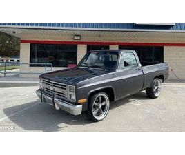 CHEVROLET C10 SILVERADO DE 1986 - TAXES ET TRANSPORT INCLUS