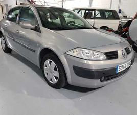 RENAULT MEGANE SEDAN 1.9 DCI 120 CV CONFORT AUTHENTIQUE (2004-2005)
