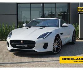 JAGUAR F-TYPE P300 R-DYNAMIC AUT. / 20 / LED / MERIDIAN AUDIO /