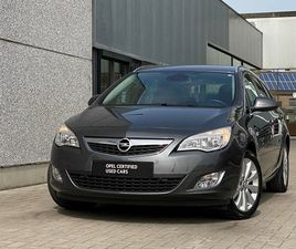 OPEL ASTRA 1.4T 120PK COSMO + GPS + AFN. TREKHAAK 579554