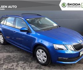 SKODA OCTAVIA (22) COMBI ACTIVE 1.6TDI 115HP FOR SALE IN DUBLIN FOR €19,950 ON DONEDEAL