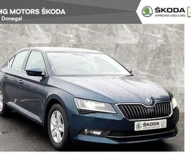 SKODA SUPERB 2.0TDI 150BHP AMBITION FOR SALE IN DONEGAL FOR €26,900 ON DONEDEAL