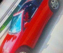 RARE RED NISSAN 300ZX TWIN TURBO 130000KMS RUNS DRIVES MINT   CLASSIC CARS   CITY OF TORON