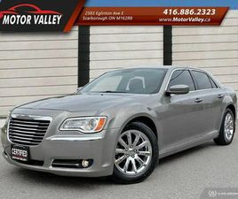 2014 CHRYSLER 300 LIMITED LEATHER - CAMERA - NO ACCIDENT MINT! | CARS & TRUCKS | CITY OF T