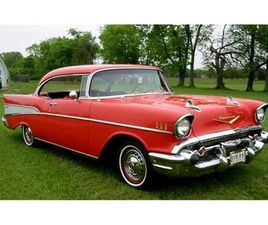 FOR SALE: 1957 CHEVROLET BEL AIR IN HARPERS FERRY, WEST VIRGINIA