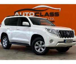TOYOTA LANDCRUISER LWB GX COM 4DR LC COMMERCIAL FOR SALE IN DUBLIN FOR €27,950 ON DONEDEAL