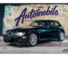 BMW Z3 3.0I COUPE | 39.909KM | OXFORD GREEN | MANUAL