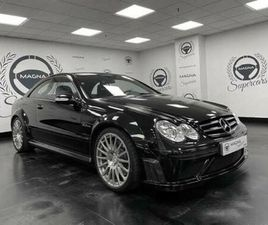 MERCEDES-BENZ BLACK SERIES 507HP - COLLECTION AMG