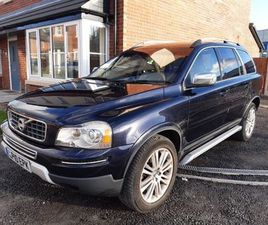 VOLVO XC90 2.4 D5 EXECUTIVE GEARTRONIC AWD 5DR
