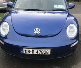 VW BEETLE FOR SALE IN DUBLIN FOR €2950 ON DONEDEAL