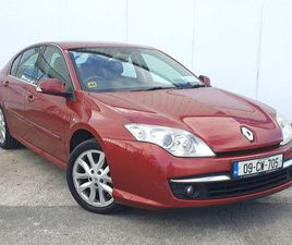 RENAULT LAGUNA 1.5 DCI DYNAMIQUE / NEW TYRES / SE FOR SALE IN CARLOW FOR €3,550 ON DONEDEA