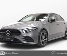 A180 SALOON AMG LINE AUTO NIGHT PACKAGE