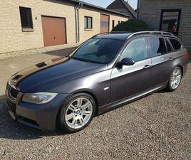 BMW 330D AUT MSPORT PAKET NAVI LEDER XENON TOP ZUST