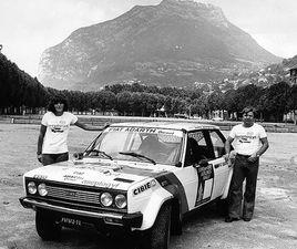 1977 FIAT 131 S MIRAFIORI ABARTH DIESEL FIAT 131 | VOITURES