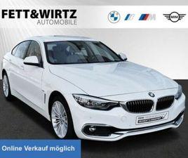 BMW 420I XDRIVE GRAN COUPÉ LUXURY LEDER NAVIPROF