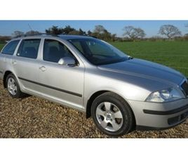 SKODA OCTAVIA 1.9 TDI PD AMBIENTE 5DR PART EXCHANGE TO CLEAR ESTATE 2006