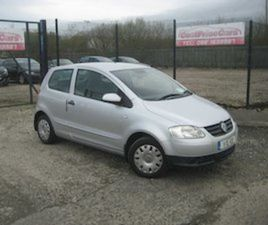 VOLKSWAGEN FOX, 2011 FOR SALE IN DONEGAL FOR €3950 ON DONEDEAL