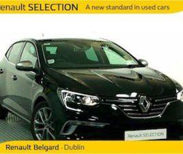 RENAULT MEGANE GT LINE NAV FOR SALE IN DUBLIN FOR €16200 ON DONEDEAL