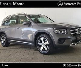 MERCEDES-BENZ GLB- CLASS GLB200D PROGRESSIVE AUTO FOR SALE IN WESTMEATH FOR €53,700 ON DON